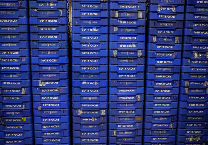 Посещение автоматизированного сортировочного центра — филиала «Почты России»