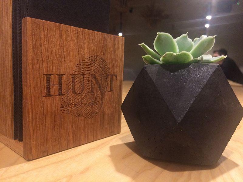 Ресторан «Hunt» / «Хант» в Санкт-Петербурге