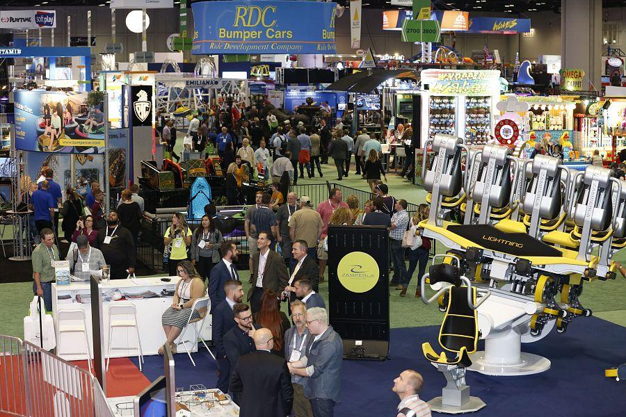 На днях в Орландо (штат Флорида, США) прошла крупнейшая в мире выставка в индустрии развлечений.